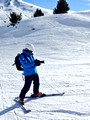 FS700 slow-mo on skis in Andorra