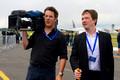 John & Adrian at FIA2012