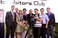 The Farnborough Airshow 2012 official film crew supplied by Ouno Creative & FRYFILM