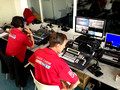 Our multicam HD PPU in London for Clipper Boat Race