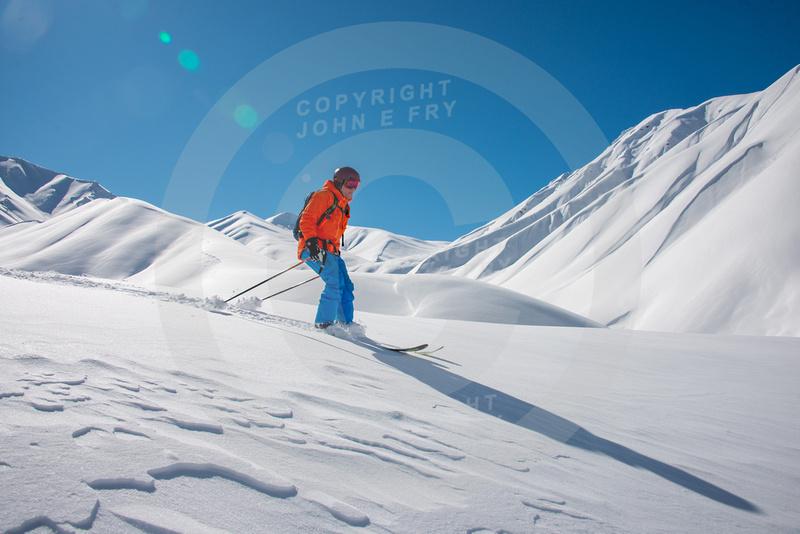 John E Fry: Uzbekistan Skiing &emdash; Uzbek-Ski-FRY-1585a