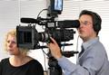 Cameraman John Fry FS700s